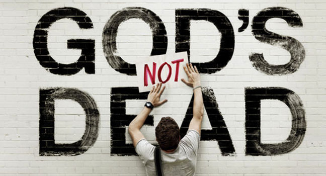 Film Review: 'God's Not Dead'