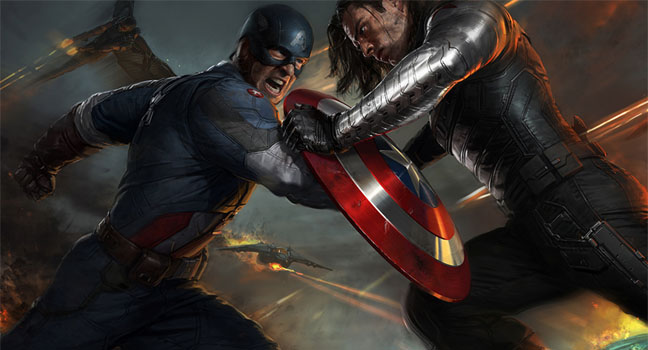 Film Review: 'Captain America: The Winter Soldier'